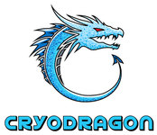 A great web designer: CryoDragon Inc., Toronto, Canada logo