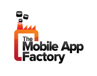 A great web designer: The Mobile App Factory, Ahmedabad, India logo