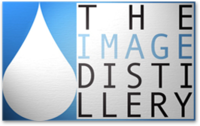 A great web designer: The Image Distillery, Green Bay, WI logo