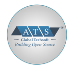 A great web designer: ATS Global Tecsoft Pvt. Ltd., Bangalore, India logo