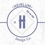 A great web designer: Heirlūm Design Co., Chattanooga, TN logo
