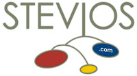 A great web designer: STEVIOS, Inc., Charlotte, NC logo