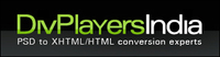 A great web designer: DivPlayers India, New Delhi, India logo