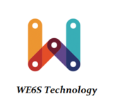 A great web designer: WE6S Technology Pvt.Ltd, Delhi, India logo