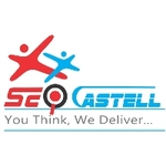 A great web designer: SEOCastell, New Delhi, India logo