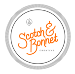A great web designer: Scotch & Bonnet, San Diego, CA logo