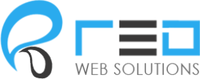 A great web designer: Red Web Solutions, Bangalore, India logo
