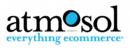 A great web designer: atmosol, Phoenix, AZ logo