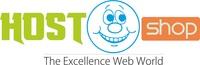 A great web designer: HostShop, Delhi, India logo