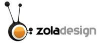 A great web designer: Zola Design, Bogotá, Colombia logo