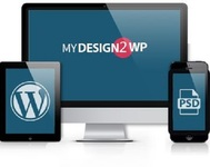 A great web designer: MyDesignToWP - PSD to Wordpress Company, New Delhi, India