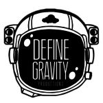 A great web designer: Define Gravity Productions, Phoenix, AZ logo