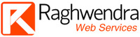 A great web designer: Raghwendra Web Services, New Delhi, India logo