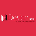 A great web designer: Web Design India, Delhi, India logo
