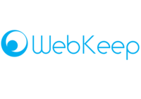 A great web designer: WebKeep, Philadelphia, PA logo