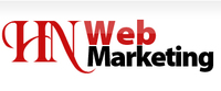 A great web designer: HN Web Marketing, Pune, India logo