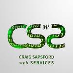 A great web designer: Craig Sapsford Web Services, Bergen, Norway logo