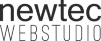 A great web designer: Newtec Web Studio, San Francisco, CA logo