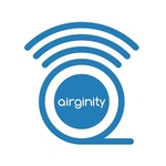 A great web designer: Airginity, Riga, Latvia logo