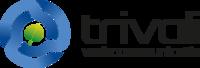 A great web designer: Trivali, Lochristi, Belgium logo
