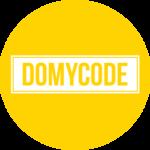 A great web designer: DOMYCODE, Kyiv, Ukraine logo