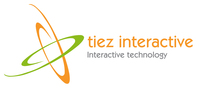 A great web designer: Tiez Interactive Pvt. Ltd., Mumbai, India logo