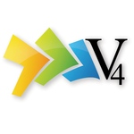 A great web designer: V4 Technical, London, United Kingdom logo