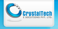 A great web designer: Crystaltech eSolutions Pvt Ltd, Texas City, TX logo