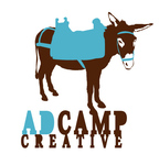 A great web designer: ad camp creative, Denver, CO logo