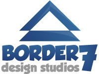 A great web designer: Border 7 Studios, Los Angeles, CA logo