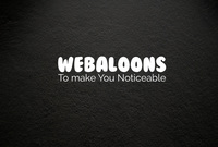 A great web designer: Webaloons, Delhi, India