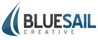 A great web designer: Blue Sail Creative, New York, NY logo