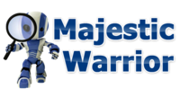 A great web designer: Majestic Warrior, Phoenix, AZ logo