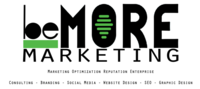 A great web designer: beMORE Marketing, Denver, CO