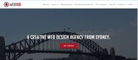 A great web designer: Web 105, Surry Hills, Australia