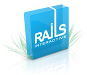A great web designer: Rails Interactive, Austin, TX logo