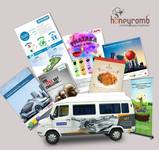 A great web designer: Honeycomb Creative Support (P) Ltd, Bangalore City, India