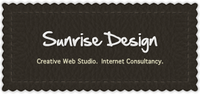 A great web designer: Sunrise Design, Baltimore, MD