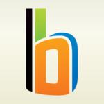 A great web designer: black&hue, Columbia, MO logo