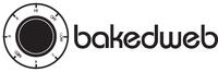 A great web designer: bakedweb, Miami, FL logo