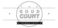 A great web designer: The Good Count, Cape Town, South Africa logo