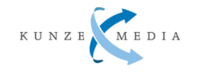 A great web designer: Kunze Media, Berlin, Germany logo