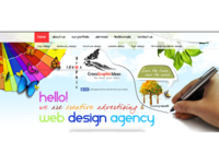 A great web designer: Cross Graphic Ideas-Web Design Company in Jaipur, Jaipur City, India