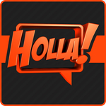 A great web designer: Holla Designs, Houston, TX logo