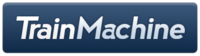 A great web designer: Train Machine, Vancouver, Canada logo