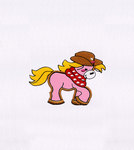 A great web designer: Cowboy Dressed Horse Applique Embroidery Design, Walnut, CA