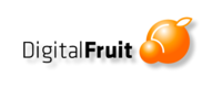 A great web designer: Digital Fruit, Helsinki, Estonia logo