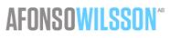 A great web designer: AFONSOWILSSON, Stockholm, Sweden logo