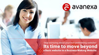 A great web designer: AvanexaTechnologies, Coimbatore, India