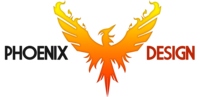 A great web designer: Phoenix Design, Seattle, WA logo